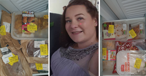Mum-of-seven feeding whole family with £11 budget shares shopping list