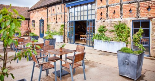 The restaurant named one of the best places to stay in the country