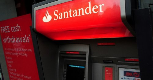 Warning to Santander customers as bank reports problems with ATMs and payments