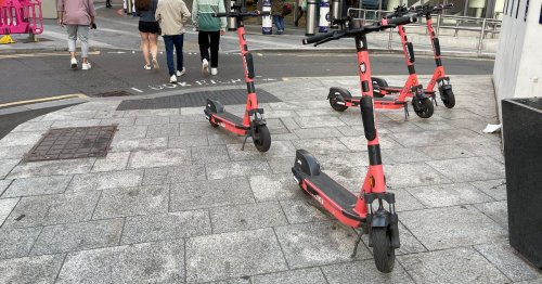 Halt e-scooter trial call after FIVE serious injuries in Birmingham