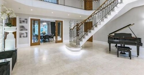 Inside Little Mix star Leigh-Anne Pinnock's £5m mansion