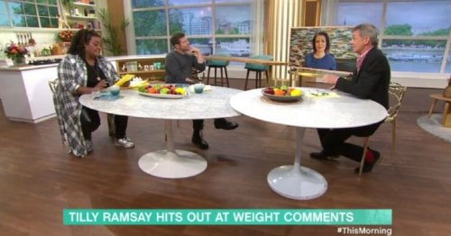 ITV This Morning flooded with criticism over Tilly Ramsay coverage