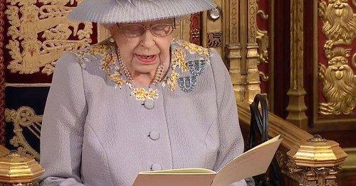 Seven announcements from The Queen's Speech 2021