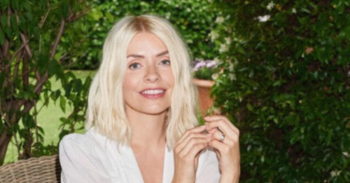 Holly Willoughby under fire from 'gutted' fans over new candle range