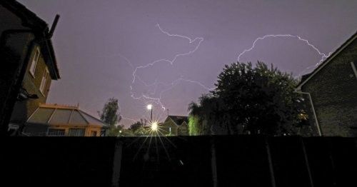 West Midlands set for intense thunderstorms as 36-hour weather warning issued