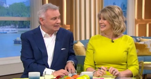 Eamonn Holmes concerns ITV This Morning viewers with appearance
