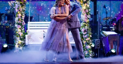 Strictly viewers spot romance clue between Tilly Ramsay and Nikita