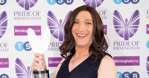 'I feel so humbled' - Transgender cop wins Pride of Birmingham award