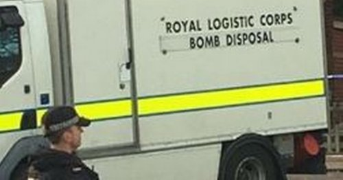 Bomb squad called out to Nuneaton home