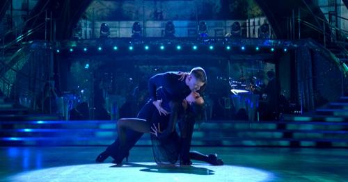 Strictly's Adam Peaty and Katya Jones spark curse rumours as fans spot 'kiss'