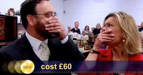 Moment Antiques Road Trip camera bought for £60 sells for record sum