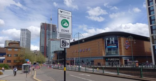 Birmingham Clean Air Zone charges to start from today - what you'll pay and how