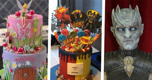 Brum's best ever bakers as we showcase your amazing cakes
