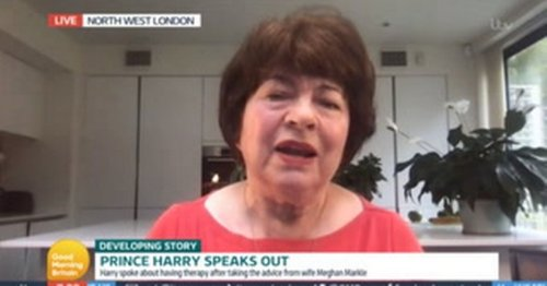 Prince Harry has been 'brainwashed' says royal insider on GMB