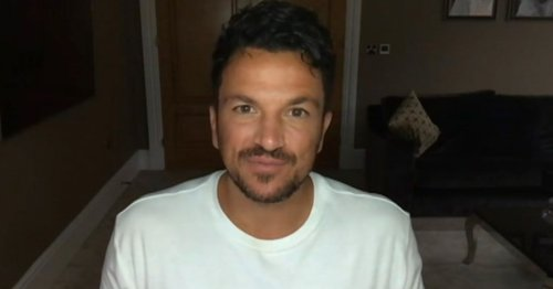 Peter Andre leaves fans concerned as he gives health update
