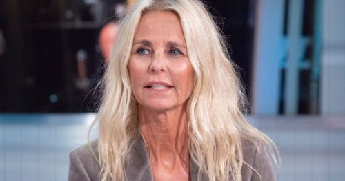Ulrika Jonsson threatens to sue Alastair Campbell over jibe on GMB