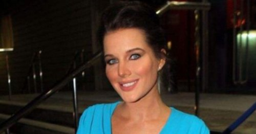 Helen Flanagan shares pictures of incredible body four months after giving birth
