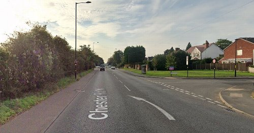 Woman suffers 'serious' head injury after being hit by car