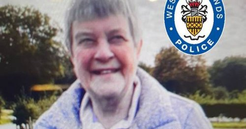 Appeal to find missing woman who 'wandered off in slippers'