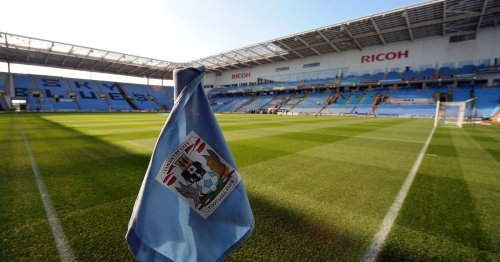 Biamou shows his love as Sky Blues given Ricoh Arena tour