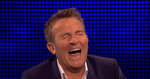 ITV The Chase's Bradley Walsh left speechless over x-rated question