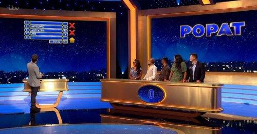 ITV Family Fortunes viewers left unimpressed over glaring error