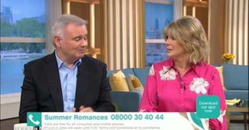This Morning in hot water after Eamonn's controversial remark to Ruth
