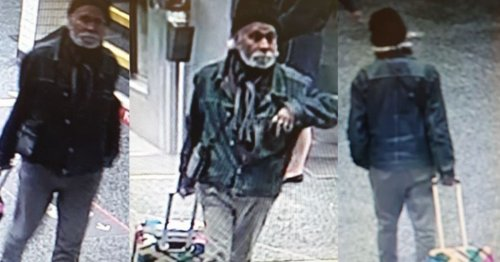 Teen sexually assaulted on station bench as cops look to trace man with suitcase