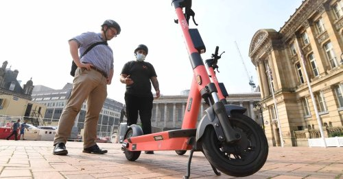 Stores 'are breaking the law' selling e-scooters