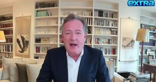 Piers Morgan under fire over 'advice' to Olympic gymnast Simone Biles