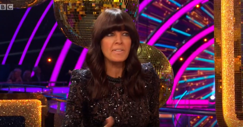 Strictly Come Dancing fans distracted by Claudia Winkleman's 'rocking' outfit