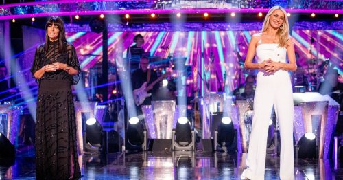 Claudia Winkleman threatened to quit Strictly in emotional phone call