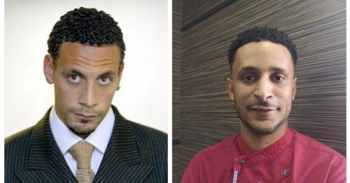 Rio Ferdinand lookalike gets offered £11k to pretend to be the football star