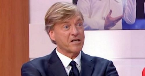 Richard Madeley stuns Loose Men viewers after revealing his age