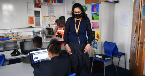 Schools changing face mask rules for pupils to combat rising Covid rates