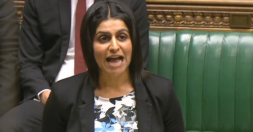 Shabana Mahmood leads opposition to compulsory jabs for NHS staff