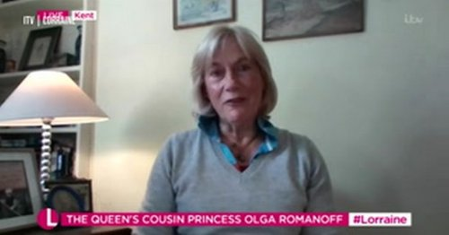The Queen's cousin tells Harry and Meghan to 'sit down and shut up'