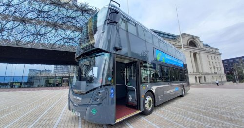 West Midlands makes a bid for another 200 hydrogen-powered buses