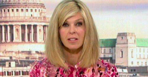 Kate Garraway updates viewers on husband Derek's condition