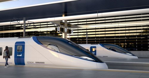 Tories urge Boris to stop dithering and 'get on with' eastern leg of HS2