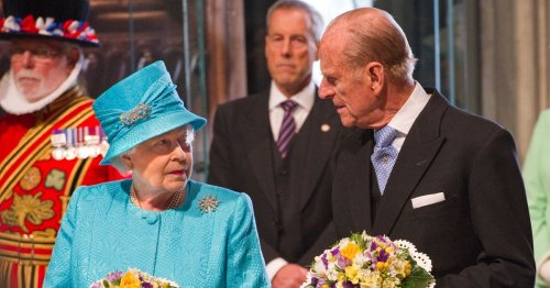 The Queen's quick retort when Prince Philip called her a 'silly woman'