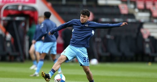 Sky Blues boss believes Gus Hamer has benefited from breather
