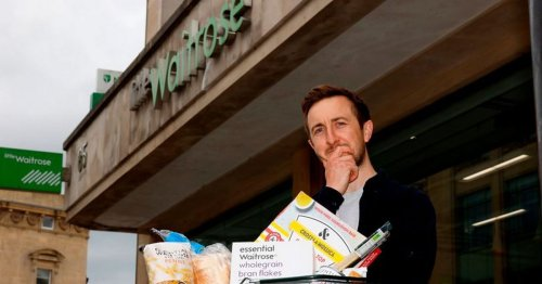 We did the same shop at Aldi and Waitrose - what we learned