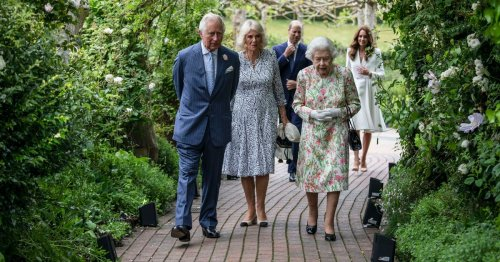 Kate Middleton calls Prince Charles 'grandpa' - as lip reader reveals G7 conversation