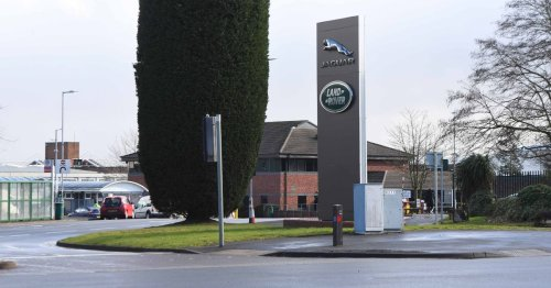 Staff fury as workers at JLR made to hand back furlough cash