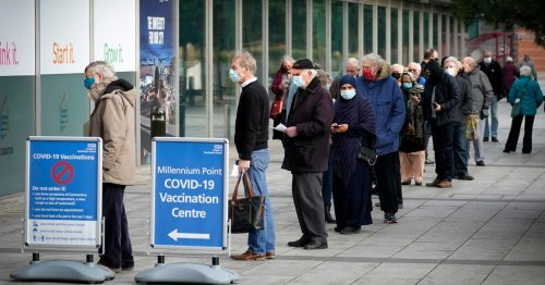 Birmingham in 'potential perfect storm' of Covid, says public health director