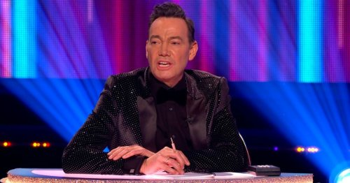Craig Revel Horwood reveals word he is banned from using on Strictly