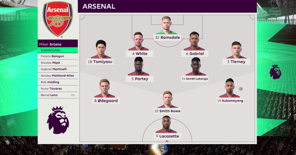 Arsenal FC - cover