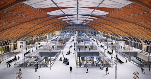 Mace and Dragados chosen to build new £570m HS2 station in Birmingham