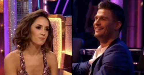 Strictly's Aljaz Skorjanec 'heartbroken' over comment about wife on It Takes Two